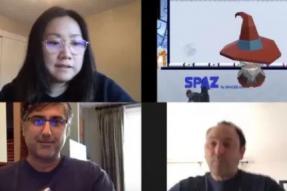 Spaces应用程序使人们可以参加VR中的Zoom会议