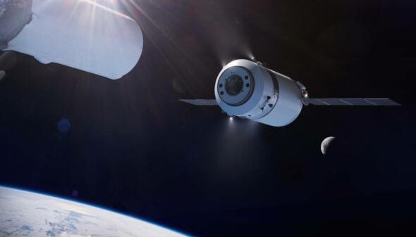 SpaceX赢得NASA合同,使用新型Dragon XL工艺将货物运送到月球网关