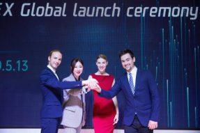 FCEX全球正式上线 ▎历时三年,王者出征,必将凯旋