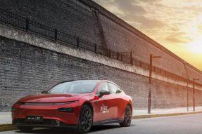 Xpeng Motors推出P7轿车