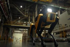 波士顿动力公司所有者现代部署 Spot 进行工厂安全监控