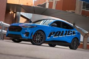 密歇根州警察开始测试福特 Mach-E 拦截器